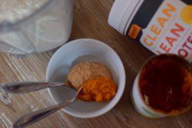 Nuzest Vanilla Pumpkin Spice Peanut Butter Smoothie-001