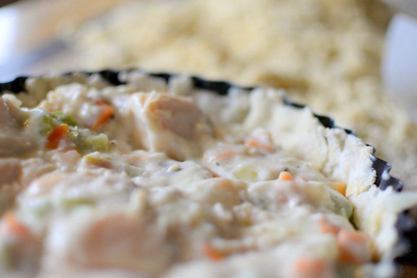 Chicken Mushroom Pot Pie-006