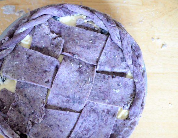Lemon Blueberry Vanilla Cream Pie-016
