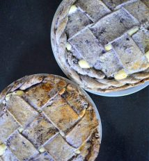 Lemon Blueberry Vanilla Cream Pie-023