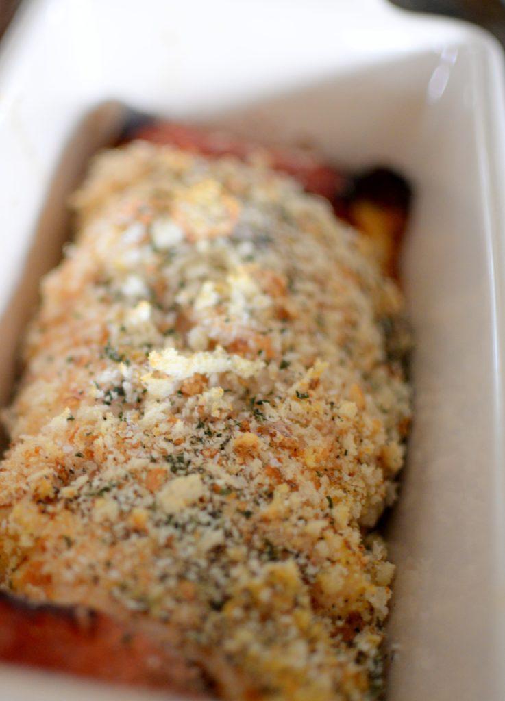 Baked Dijon Chicken Cordon Bleu-019