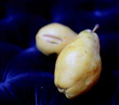 Salted Caramel Pear Cream Pie-011