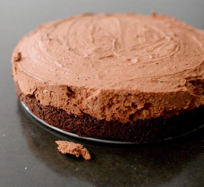 Triple Chocolate Blackberry Rosemary Silk Cake-013
