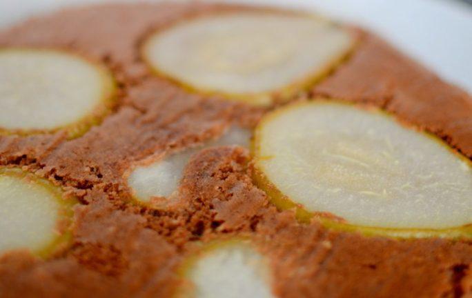 Espresso Chocolate Pear Cardamom Cake-011