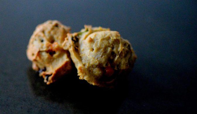 Persimmon Tarragon Cranberry Pecan Cookies-007