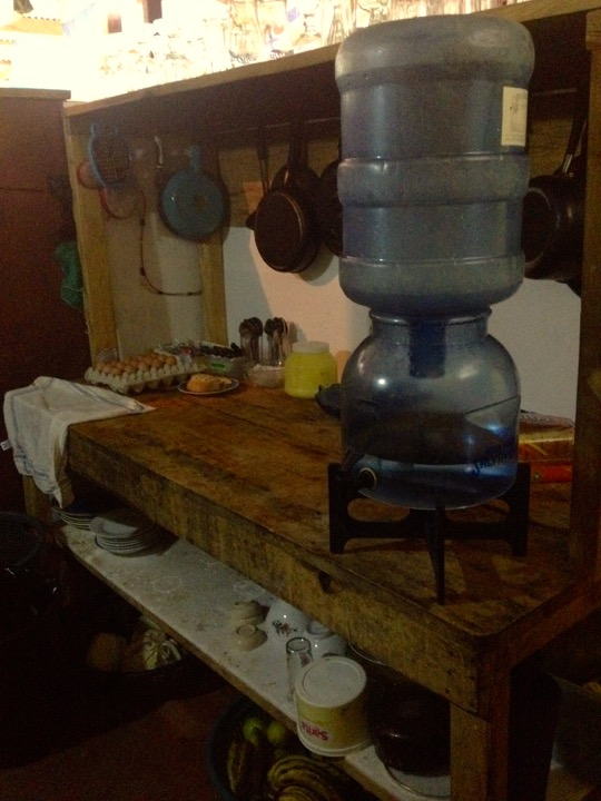 My rustic Guatemalan kitchen