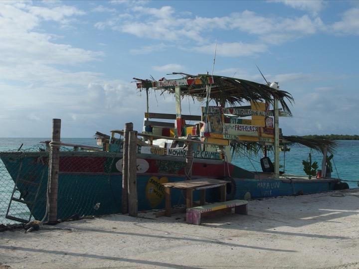 Crazy Boat at The Split