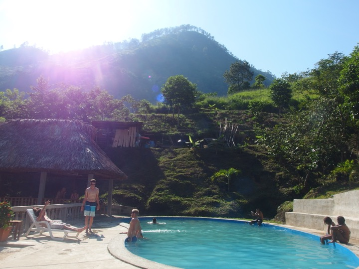 Lanquin Pool