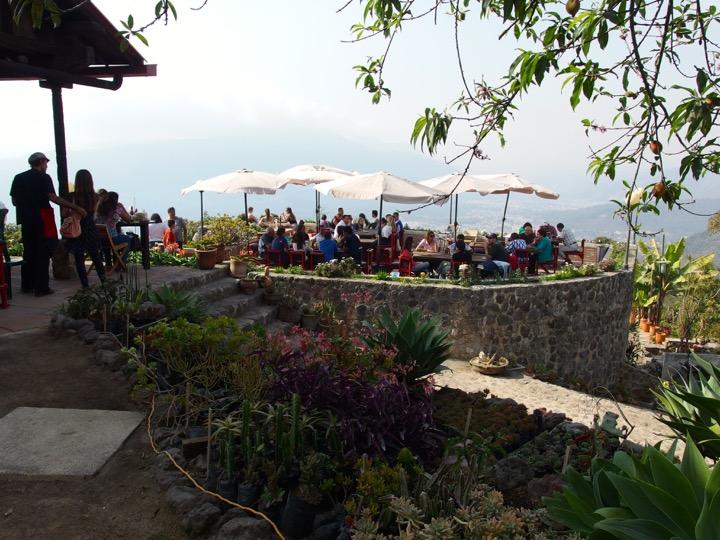 San Cristobal Restaurant Antigua