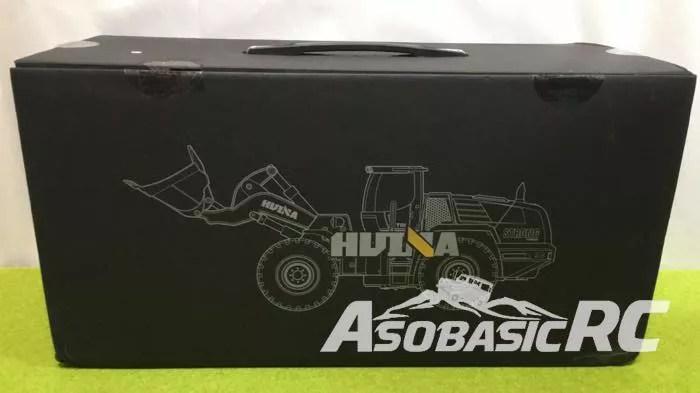 HUINA 583 フルメタル ラジコン 建設車両