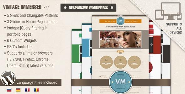 Free wordpress premium theme