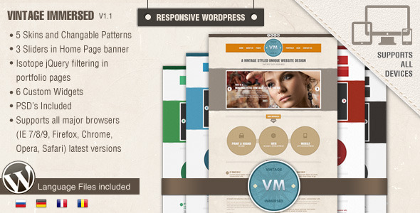 Free wordpress premium theme
