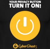 cyberghost 5 android app