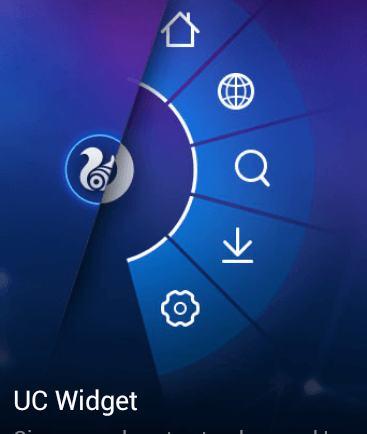 Download UC Browser 10 Android App