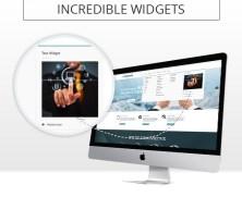 Pi widget