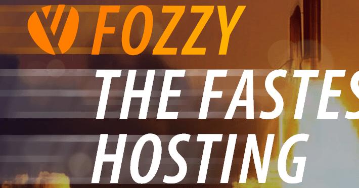 Fozzy hosting