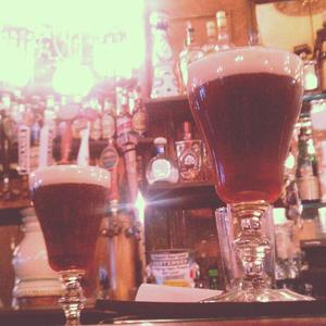 Irish Coffee at the Gold Dust Lounge