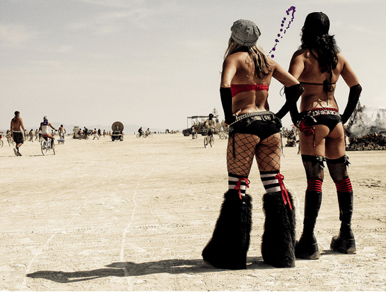 Burning Man Pictures and Video