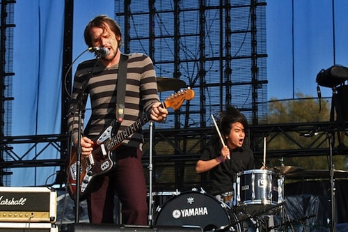 BFD 2013 Silversun Pickups Perform