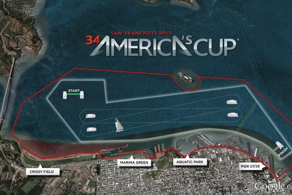 America's Cup Opening Weekend Schedule