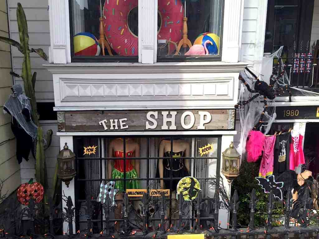 Get Your Halloween Costumes at The Shop San Francisco