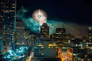 Where to View San Francisco Fireworks