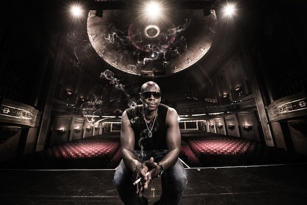 Tickets for Dave Chappelle surprise San Francisco Show
