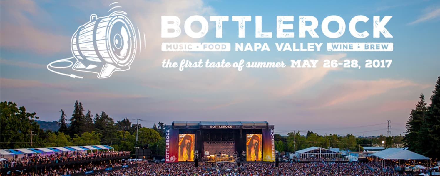 BottleRock Napa (Discounted Tickets)
