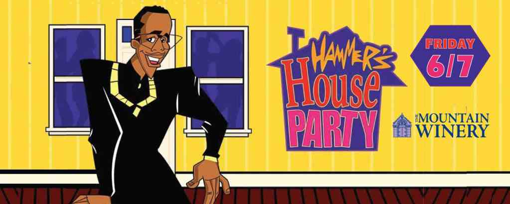 MC Hammer's House Party at Mountain Winery