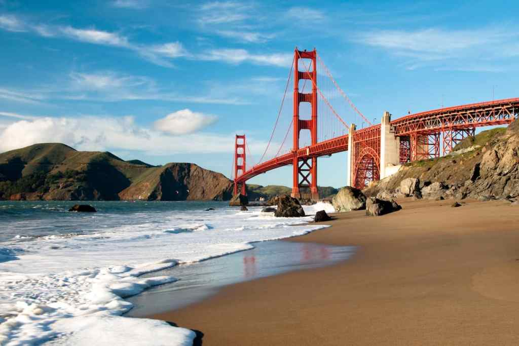 Great San Francisco Beaches to Check Out on a Sunny Day