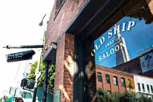 The Oldest Bars in San Francisco