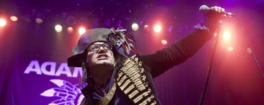 Adam Ant at Fox Theater