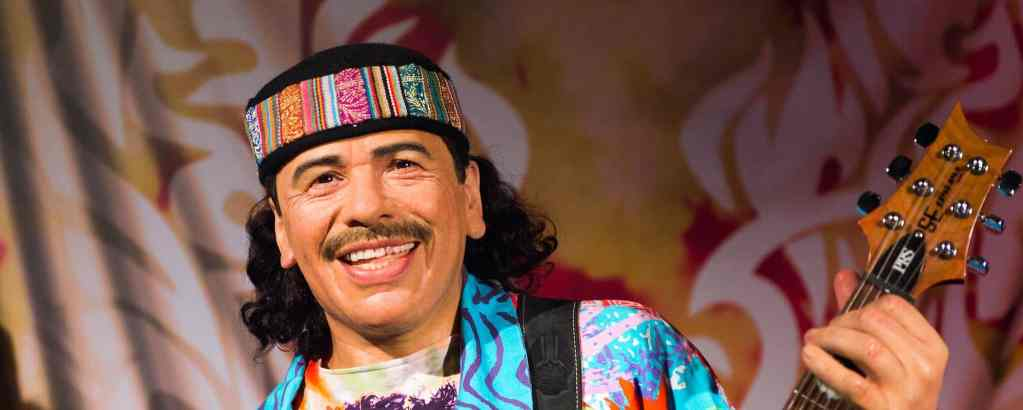 Santana at Shoreline Amphitheater
