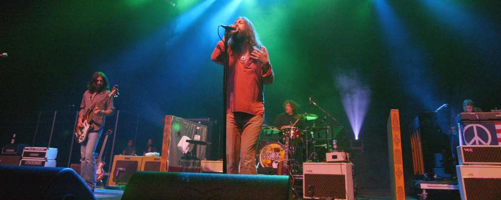 The Black Crowes at Concord Pavilion