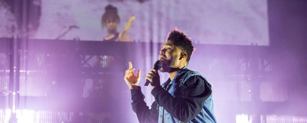 The Weeknd at SAP Center San Jose