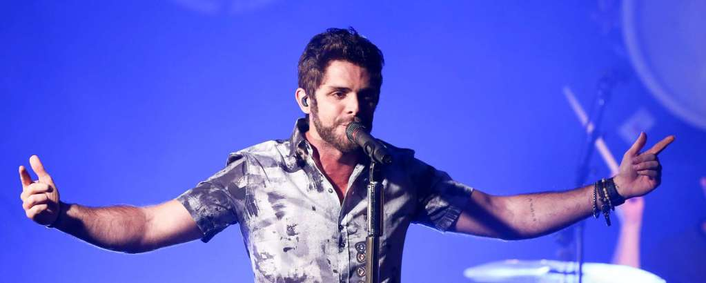 Thomas Rhett at Shoreline Amphitheater