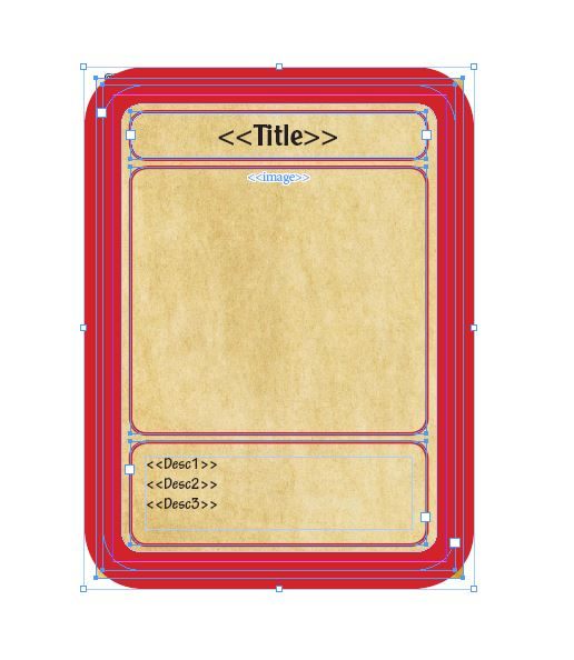 Setting up Adobe InDesign Card Templates | Cray Cray Games
