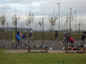 Year 6 Cyclopark - 4