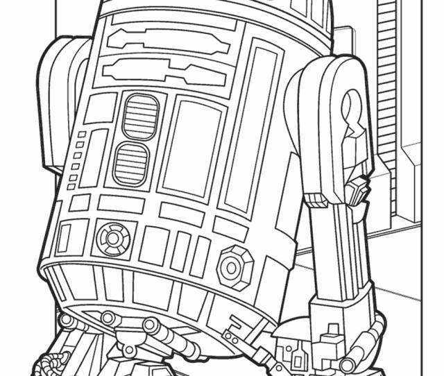 Star Wars Rd Coloring Page Crayola Com