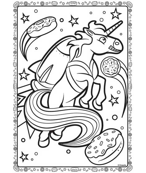 space coloring page # 0