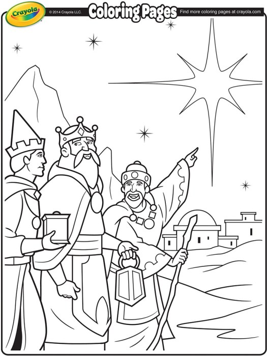 3 kings colouring pages coloring book printable
