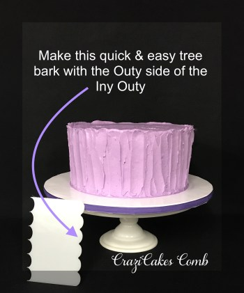 Iny Outy CraziCakes Comb
