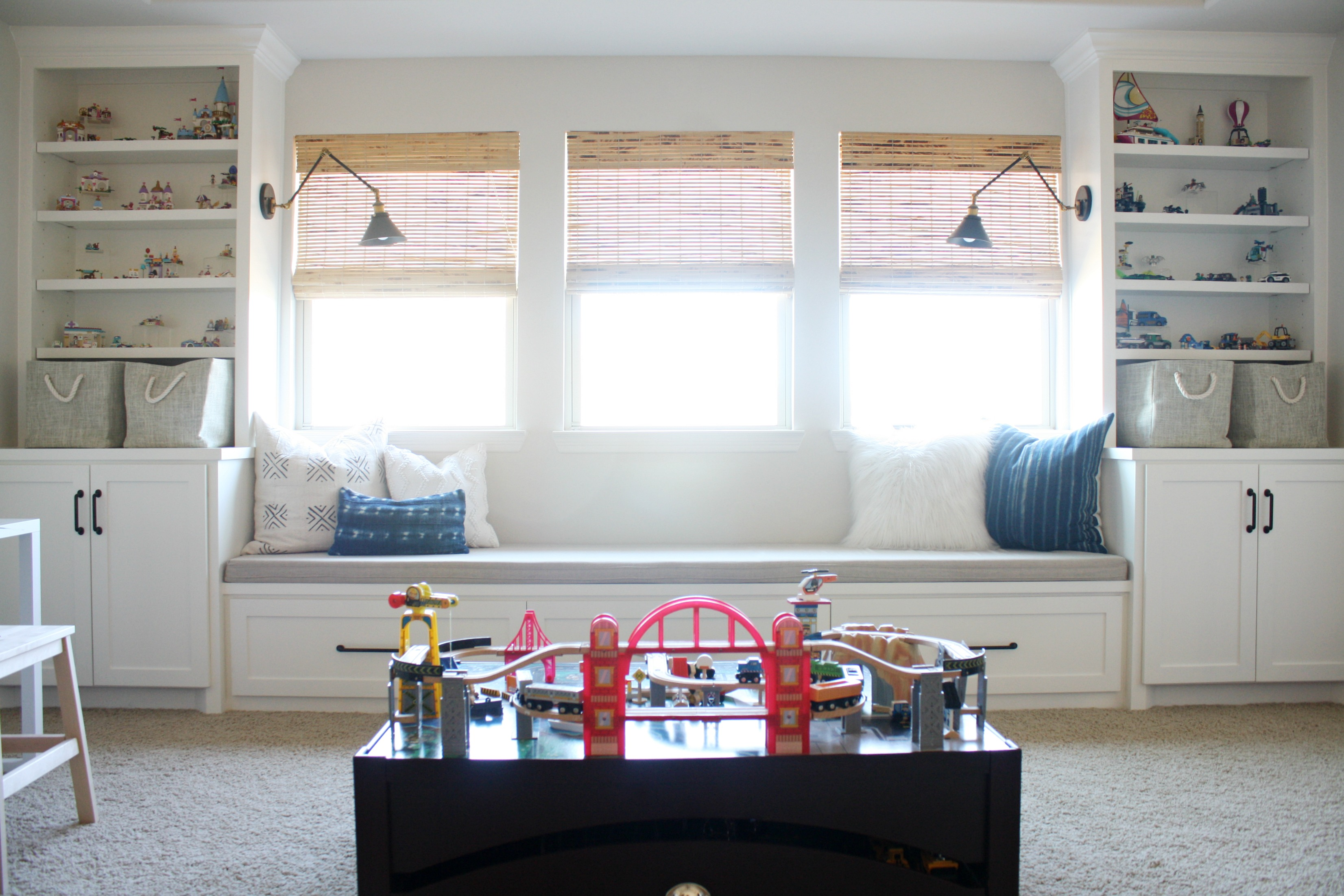 Playroom Makeover With Built Ins Crazy Wonderful