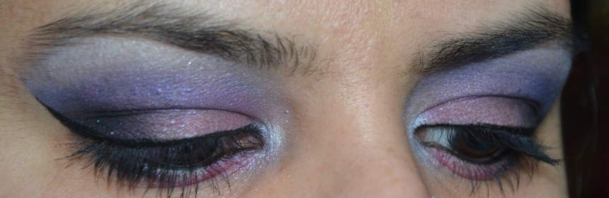 Pink/Purple Smoky Eyes: Eye makeup Tutorial