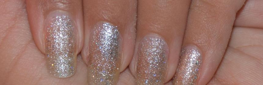 lyn nail polish in the midst of glitz