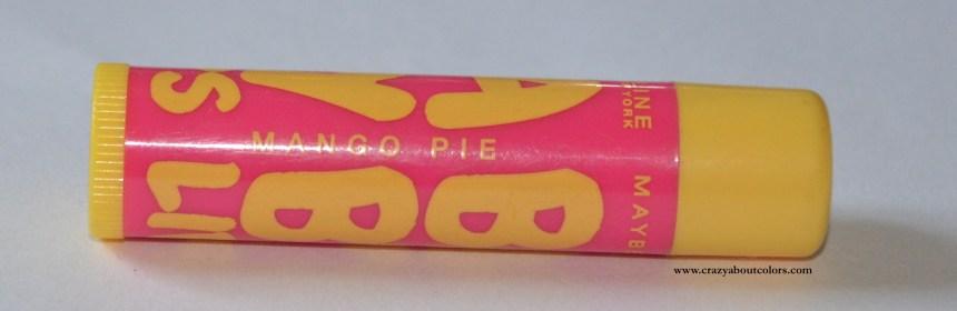 Maybelline Baby Lips 'Mango Pie'