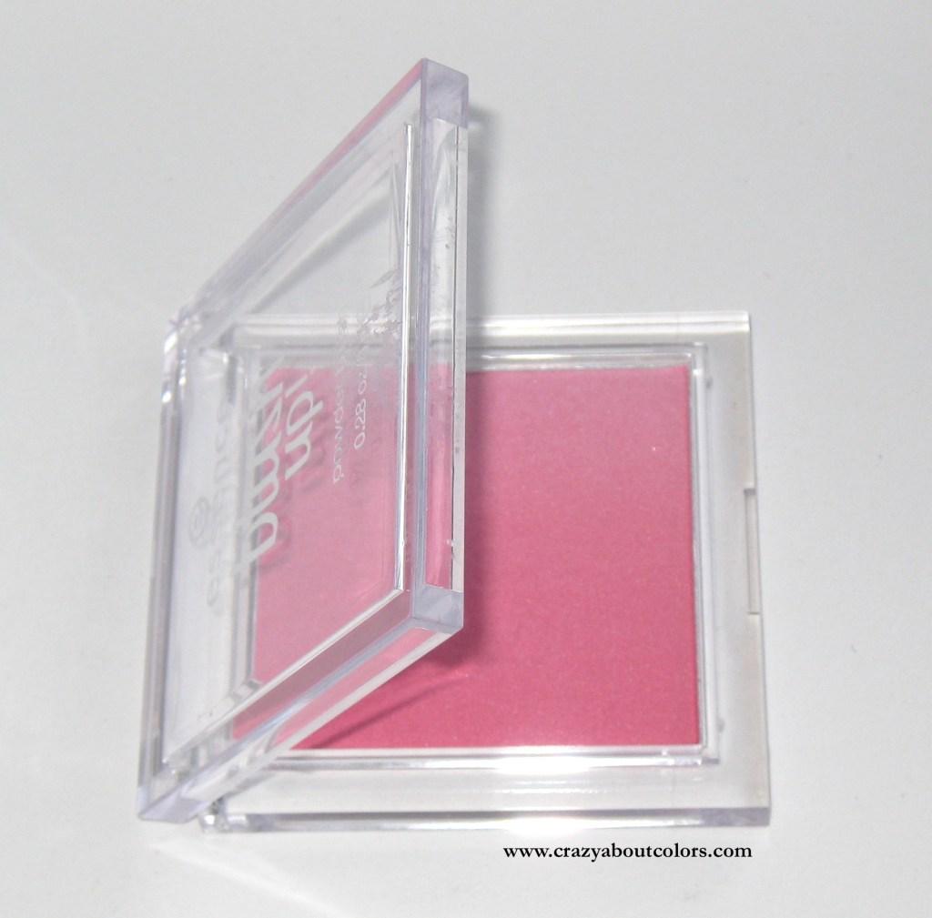 essence blush pinky flow