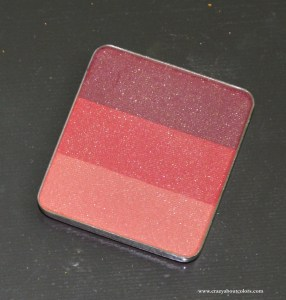 Inglot Freedom system eyeshadow 124