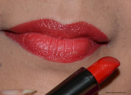 Burberry Lip Velvet Military Red