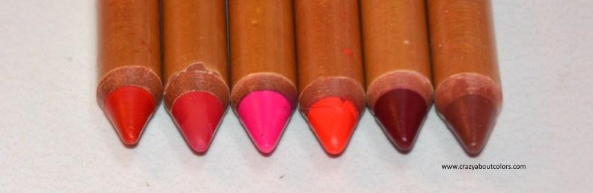 Blue Heaven Xpression Lip Color Pencil